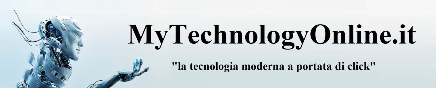 MyTechnologyOnline.it